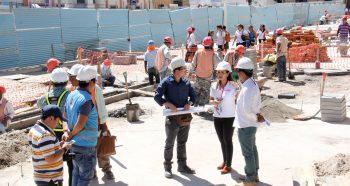 CoST El Salvador Assurance Team