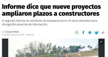 Coverage from El Salvador