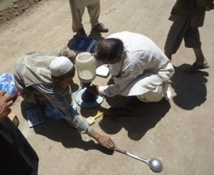 Community based monitoring in Afghanistan