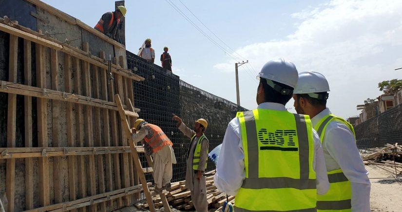 CoST Afghanistan Assurance Team