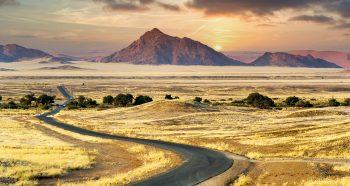 Namibian road