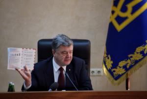 Former Ukraine President endorses CoST